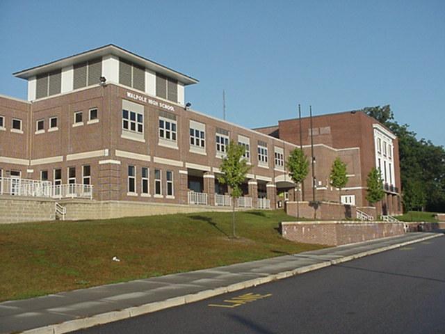 walpole high school pac